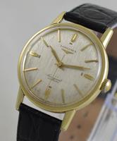 1960 Longines Conquest Automatic Wristwatch (6 of 6)