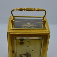 Early One Piece Case Carriage Clock (4 of 4)