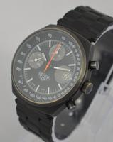 1970s Heuer 13-1 Chronograph Watch (4 of 5)