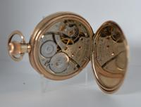 Waltham 1908 Gold Plated Pocket Watch (3 of 3)