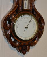 Victorian Clock Barometer (2 of 4)