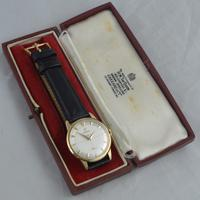 1959 Omega Geneve 9K Gold Wristwatch (4 of 8)