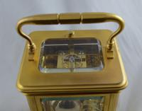 Bourdin Clockmaker to the King Strike / Repeat Carriage Clock (3 of 6)