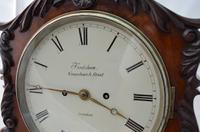 Frodsham of London Twin Fusee Bracket / Table / Mantel Clock (3 of 6)