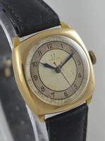1938 Omega 9K Gold Wristwatch (2 of 6)