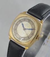 1938 Omega 9K Gold Wristwatch (3 of 6)