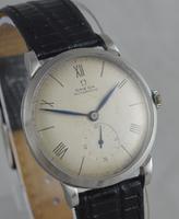 1946 Omega Automatic 'Bumper' Wristwatch (2 of 6)