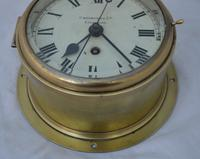 Chadburns of Liverpool Quality Fusee Ships Clock (2 of 4)