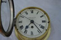 Chadburns of Liverpool Quality Fusee Ships Clock (3 of 4)