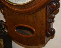 Russells of Liverpool Twin Fusee Drop Dial Wall Clock (2 of 4)