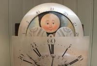 Mahogany & Inlay Centre Seconds Longcase Clock, England c.1790 to c.1800 (12 of 16)