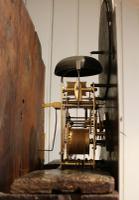 Mahogany & Inlay Centre Seconds Longcase Clock, England c.1790 to c.1800 (13 of 16)