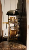 Mahogany & Inlay Centre Seconds Longcase Clock, England c.1790 to c.1800 (14 of 16)
