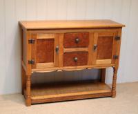Cotswold Style Oak Sideboard c.1930