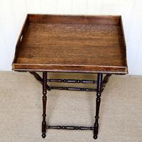 Oak Butlers Tray c.1900 (8 of 9)