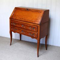 French Cherry Wood Bureau (2 of 9)