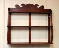 Early 19th Century Mahogany Wall Shelves (5 of 7)