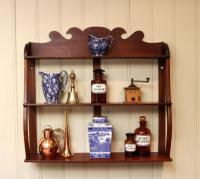 Early 19th Century Mahogany Wall Shelves (6 of 7)