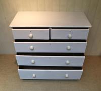 Victorian Painted Chest of Drawers (3 of 9)