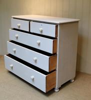 Victorian Painted Chest of Drawers (4 of 9)