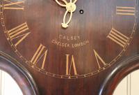 Mahogany Tavern Wall Clock C.1920 (3 of 3)