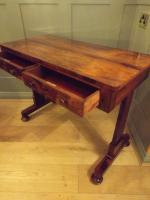 William IV Rosewood Library Table / Centre Table (3 of 12)
