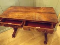 William IV Rosewood Library Table / Centre Table (4 of 12)