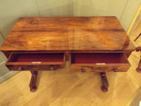 William IV Rosewood Library Table / Centre Table (5 of 12)