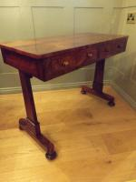William IV Rosewood Library Table / Centre Table (7 of 12)