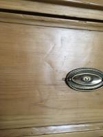 Pine Chest of Drawers c.1880 (9 of 9)