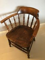 Pair of 'Smokers Bow' Armchairs (4 of 5)