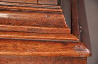 18th Century Red Walnut Chest on Stand (9 of 9)