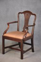 18th Century Mahogany Chippendale Chair (3 of 10)