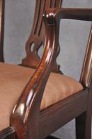18th Century Mahogany Chippendale Chair (5 of 10)