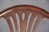 18th Century Mahogany Chippendale Chair (8 of 10)