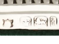 Sterling Silver Candlesticks - Antique Edwardian 1901 (10 of 12)
