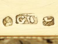 Sterling Silver Gilt Purse Vinaigrette - Antique William IV (11 of 12)