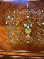Napoleon III Rosewood Writing Desk (3 of 13)