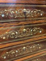 Napoleon III Rosewood Writing Desk (4 of 13)