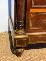 Napoleon III Rosewood Writing Desk (5 of 13)
