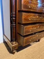Napoleon III Rosewood Writing Desk (6 of 13)