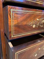 Napoleon III Rosewood Writing Desk (8 of 13)