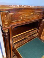 Napoleon III Rosewood Writing Desk (9 of 13)
