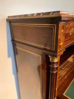 Napoleon III Rosewood Writing Desk (10 of 13)