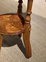 William Norrie New Zealand Inlaid Table c.1900 (7 of 9)