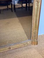 Tall Narrow Gilt Mirror c.1850 (5 of 7)