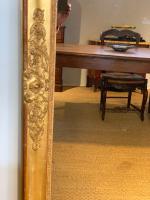 Tall Narrow Gilt Mirror c.1850 (7 of 7)
