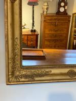 Antique Gilt Mirror c.1850 (5 of 5)