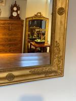 Antique Gilt Mirror c.1850 (4 of 5)