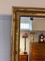 Antique Gilt Mirror c.1850 (2 of 5)